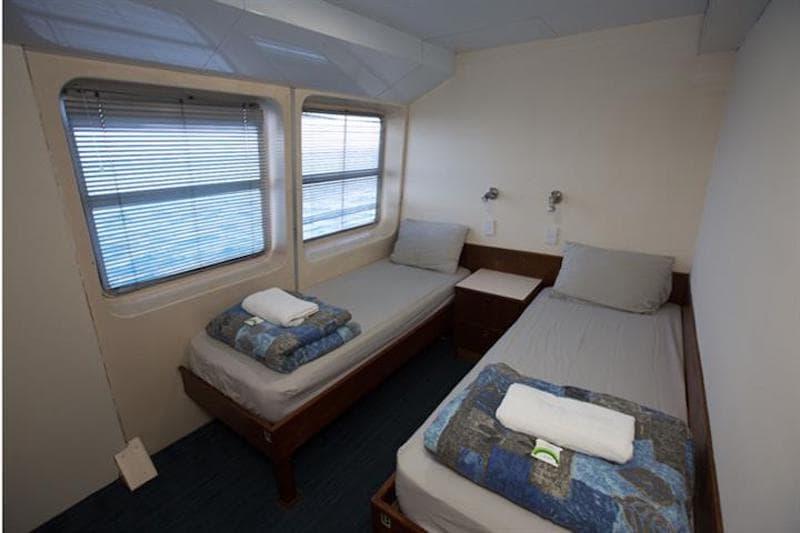 ocean quest cabin
