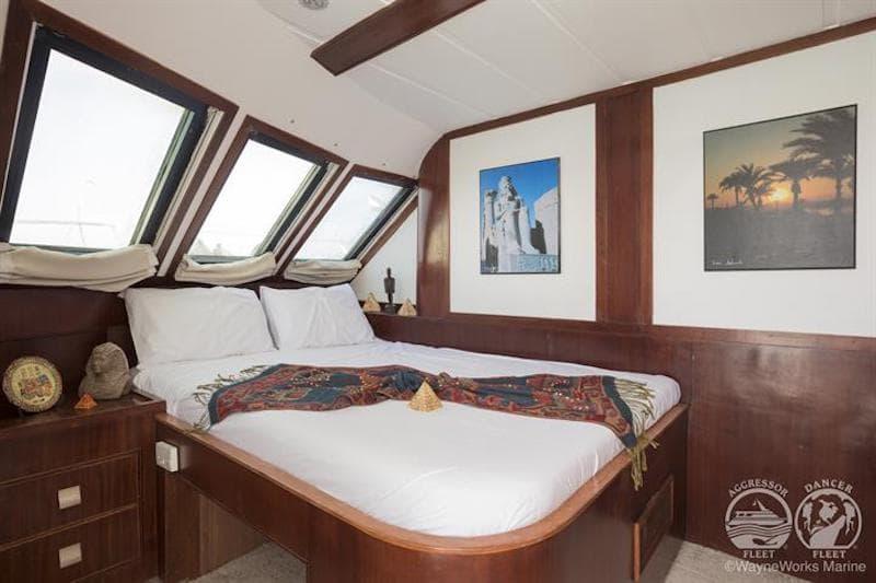 Red Sea Aggressor Cabin