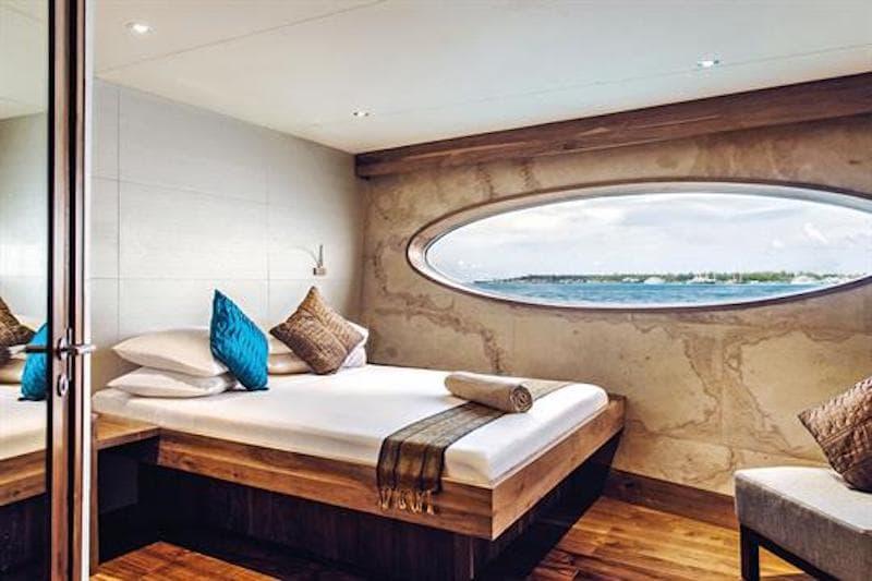 scubaspa ying cabin