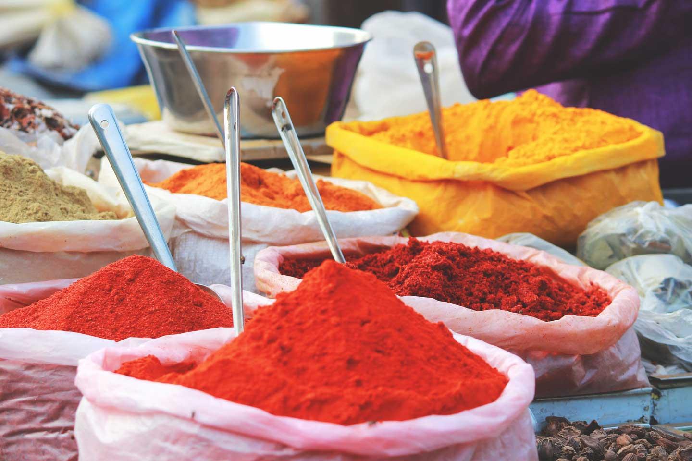 spice vendor in india