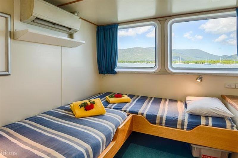 spoilsport cabin