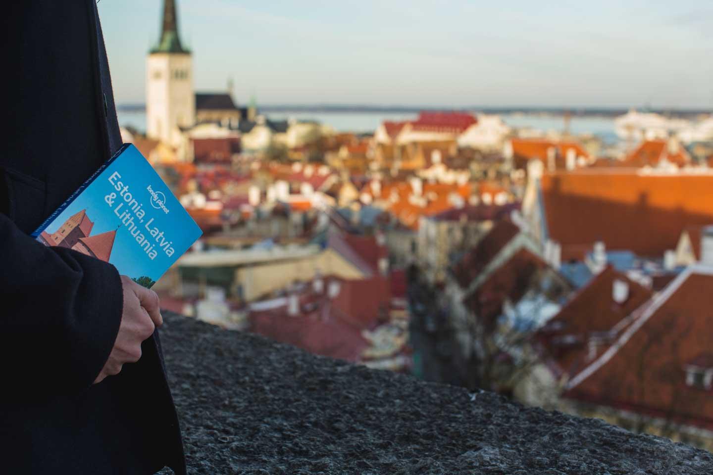 traveling europe guidebook