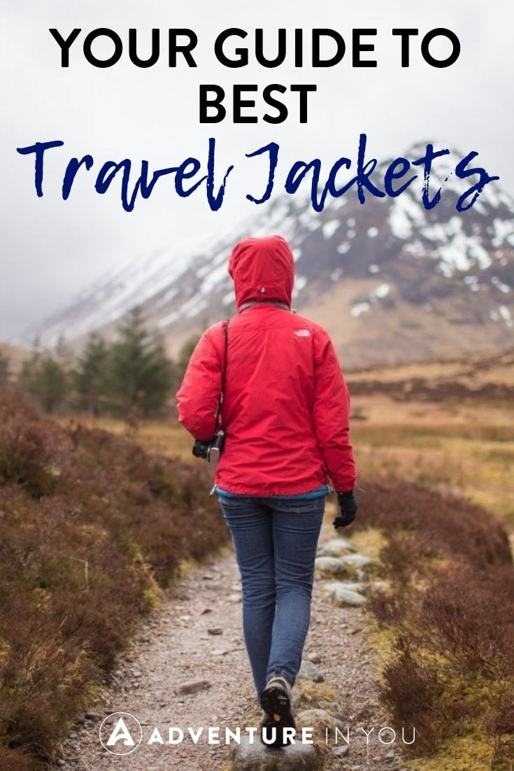 Best Travel Jackets | A travel jacket is an essential piece of gear for any globetrotter. Check out our complete guide and reviews to help you choose one that's best for you and your adventures! #traveljacket #travelgear