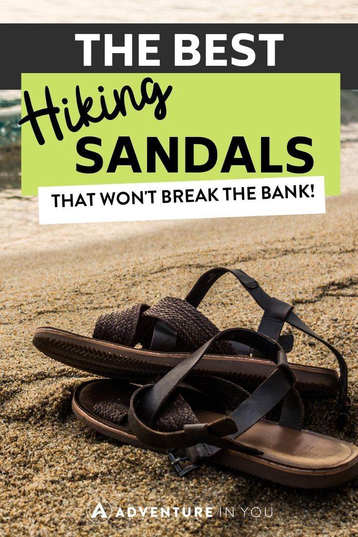 Hiking Sandals | Get ready for some summer hiking with the best pair of hiking sandals! Here are complete reviews of the best pairs in 2019 #travelgear #hikingsandals