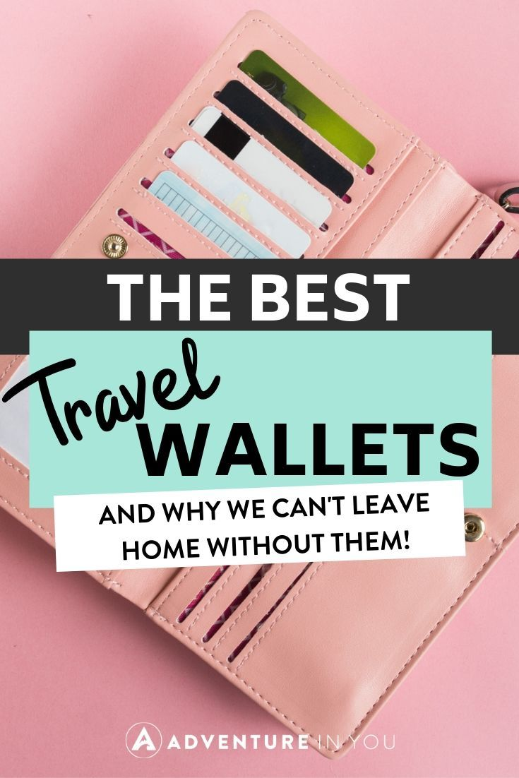 Best Travel Wallets | Here's your ultimate guide to travel wallets - why you need one and the best on the market!