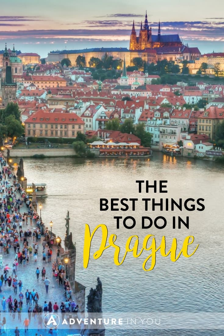 Things to Do in Prague | Visiting Prague soon? Don't miss any of the amazing sights and experiences in this city!