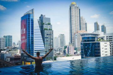 Eastin Grand Sathorn Pool