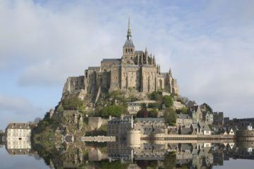 castle on an island