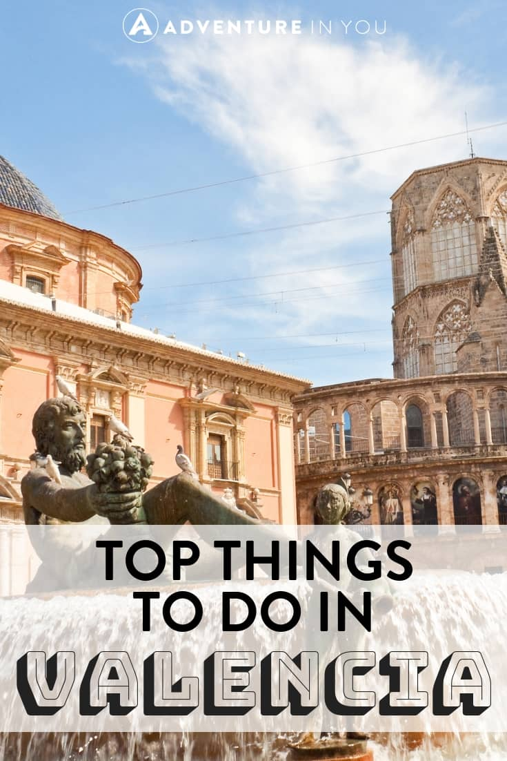 Things to Do in Valencia | Spain's 3rd largest city has a lot to offer! Check out our list of wonderful things to do in Valencia