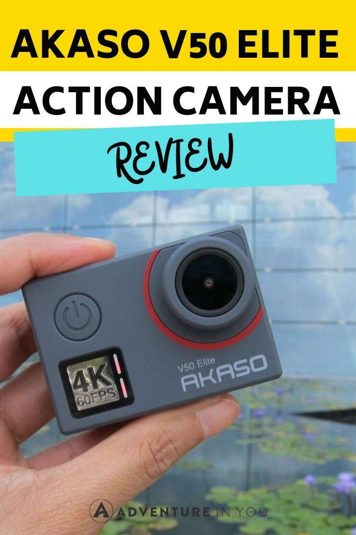 Akaso V50 Elite Action Camera Review | Looking for a budget-friendly action camera? Check out our in-depth review of the Akaso V50 Elite!