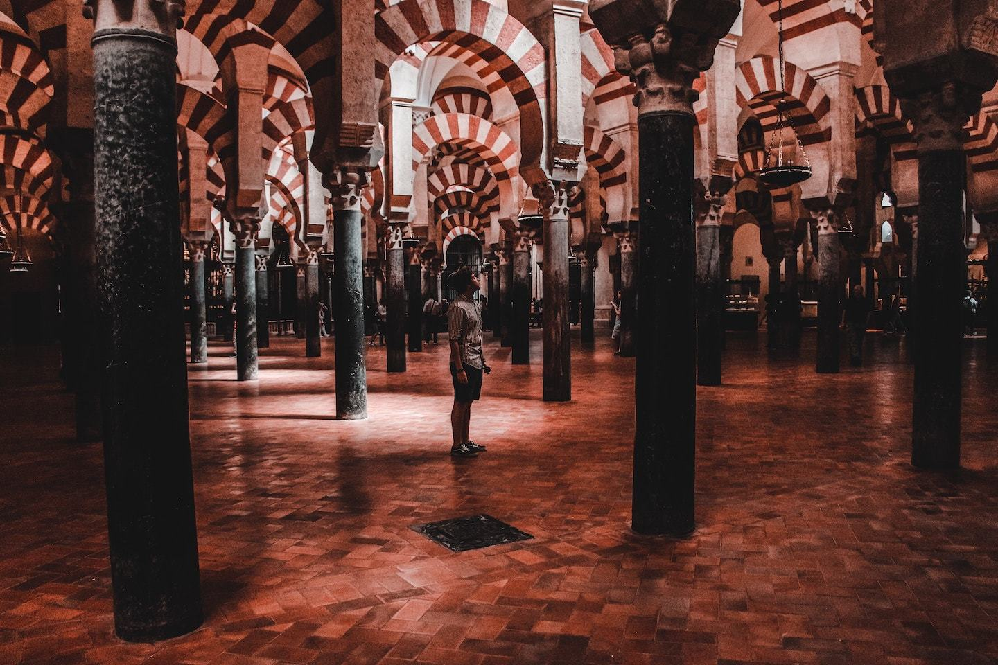 Mezquita mosque cathedral in cordoba spain