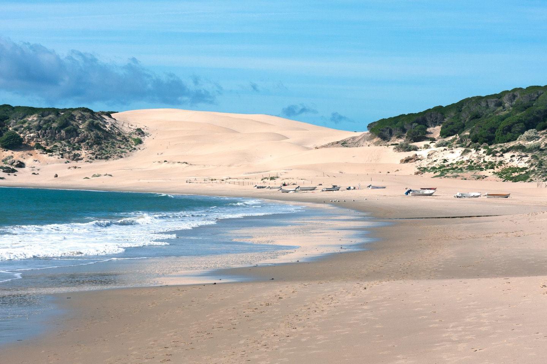 Playa de Bolonia, spain