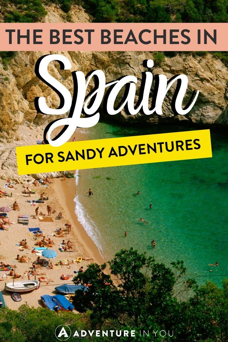 Best Beaches in Spain | Looking to hit the beach on your Spanish holiday? Here are 10 of the most breathtaking beaches in the country... Add them to your itinerary ASAP so you don't miss out!