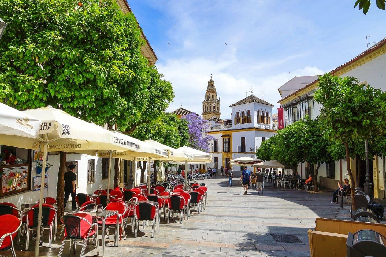 streetview of cordoba