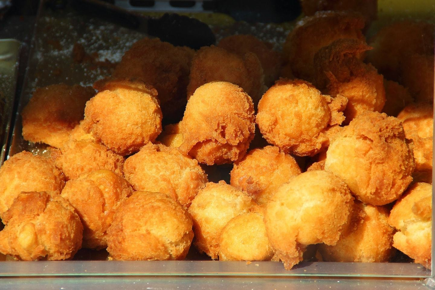 spanish deep fried croquetas