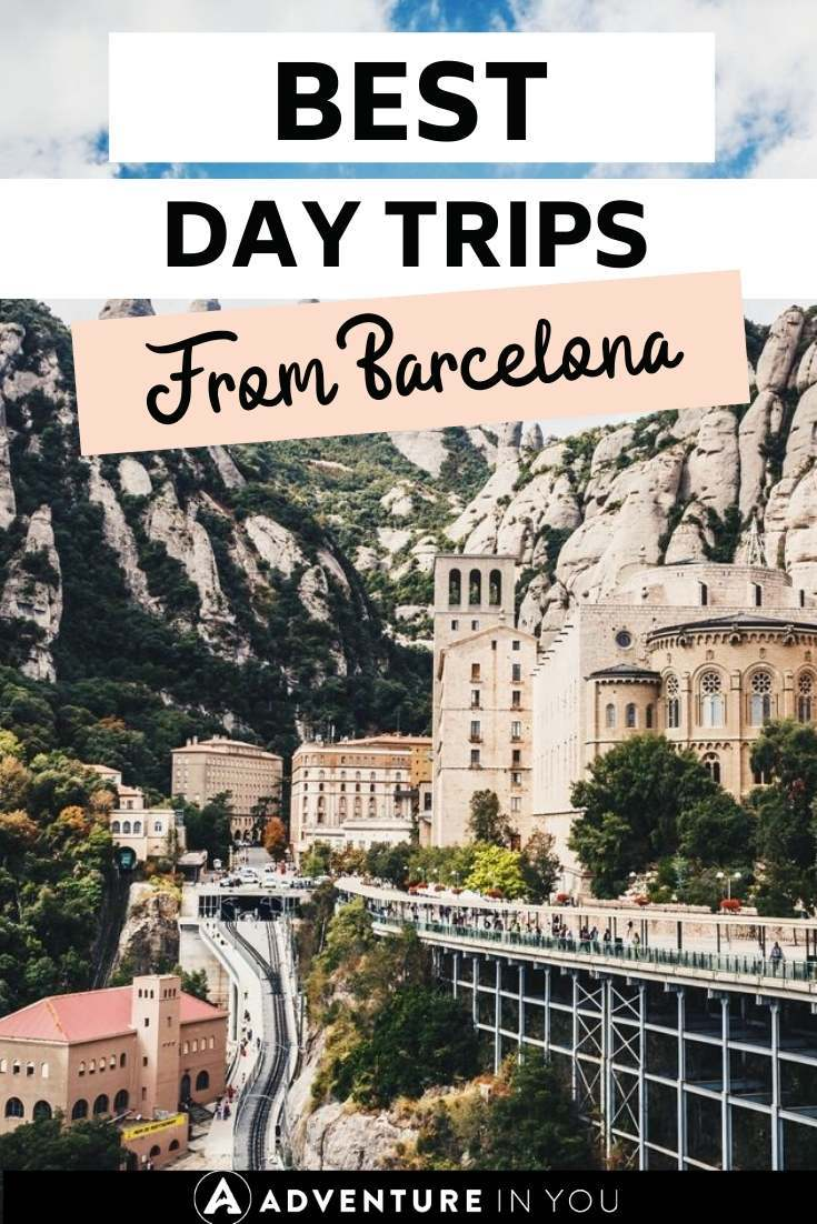 Best Day Trips from Barcelona | Have an extra day or two in Barcelona? Consider taking one of these awesome day trips from Barcelona for a great day out!