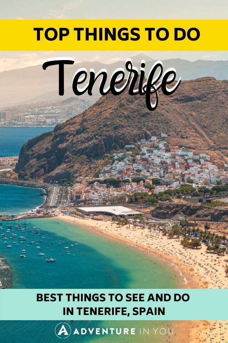 Things to Do in Tenerife   Tenerife, Spain is a little slice of paradise. Here are the best things to do on the Spanish island of Tenerife!