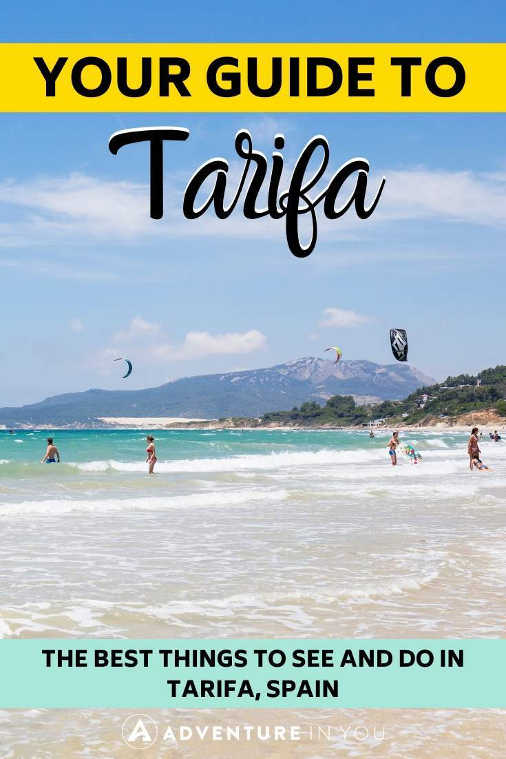 Things to Do in Tarifa | Headed to Tarifa? Here are 12 things you absolutely must do in Tarifa, Spain!