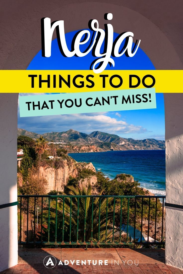 Things to Do in Nerva | If you're headed to Costa del Sol, Nerja should be on your list of places to visit! Here's everything to do on a trip to this fisherman's village turned resort town.