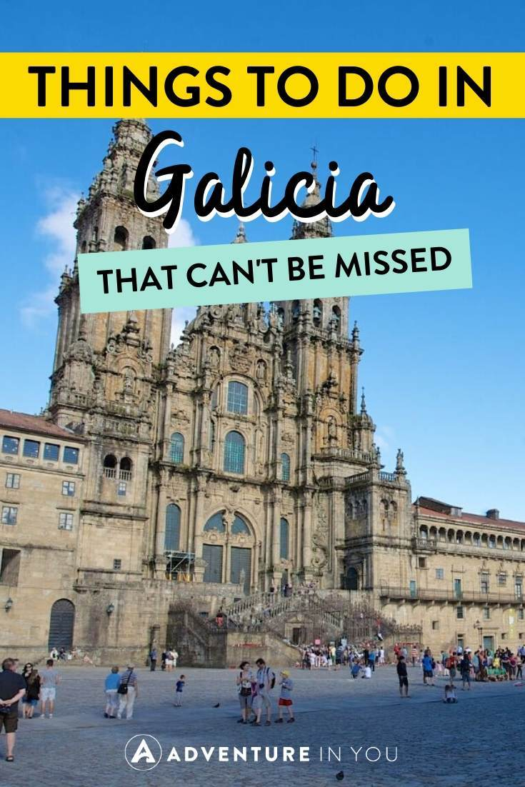 Top Things to Do in Galicia, Spain | Galicia is often overlooked by travelers but it has so much to offer! Here are the best things to do in Galicia that you can't miss.