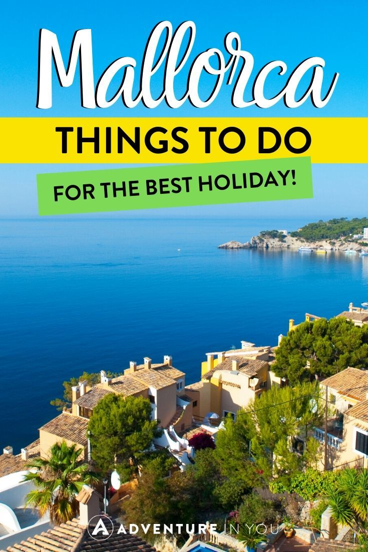 Things to Do in Mallorca | A true gem of the Balearic Islands, there's so much to do in Mallorca your head will spin! Here are the best things to do to make the most of your island vacation.