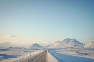 iceland winter driving